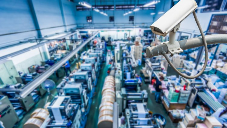 Finding the best industrial CCTV security solution in Singapore