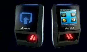 access_control_system_safran_morpho_fingerprint